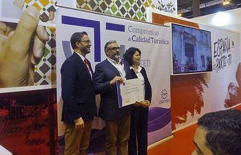 Villanueva de los Infantes recibe el reconocimiento de la Secretaría de Estado de Turismo como destino SICTED