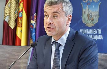 Alfonso Esteban, teniente de alcalde.