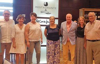 Fallada la XXX edición del Concurso Literario sobre la navaja Juan J. García Carbonell.
