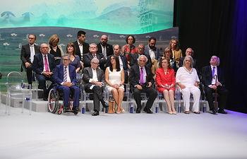 Acto institucional del Día de Castilla-La Mancha 2017 en Cuenca