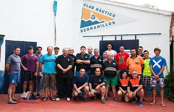 La Escuela de Protección Ciudadana forma a voluntarios de Protección Civil sobre rescate acuático. Foto: JCCM.