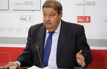 Jesús Fernández Vaquero, secretario de Organización del PSOE en Castilla-La Mancha.
