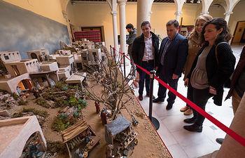 Belén de la Diputación Provincial de Albacete en el Centro Cultural La Asunción
