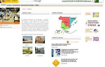 Noticias etiquetadas con 39 ciencias forenses 39 la cerca for Intranet ministerio interior