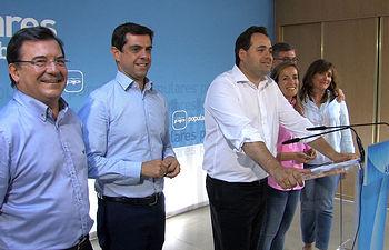 El Partido Popular de Albacete celebra los resultados del 26J