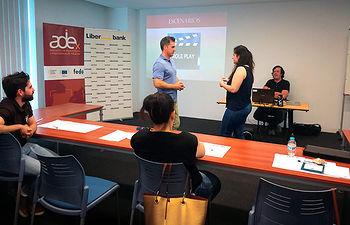 La tercera edición de RESET, taller práctico convocado por FEDA, ayudó a los asistentes a entender el inglés como medio y no como fin.