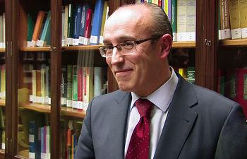 César Monsalve Argandoña, presidente de la Audiencia Provincial de Albacete