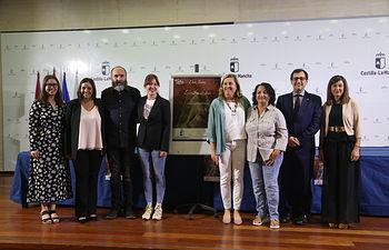 El Gobierno regional pone en marcha una gira teatral en 40 centros educativos de la región para concienciar al alumnado contra la violencia de género. Foto: Foto:Alvaro Ruiz//JCCM