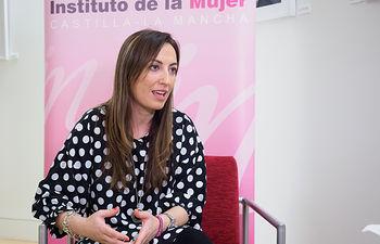 Mercedes Márquez, directora provincial del Instituto de la Mujer de Castilla-La Mancha