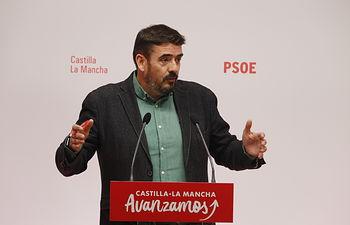 Rafael Esteban, senador del PSOE.