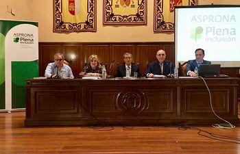 ASPRONA celebra su LVII Asamblea General Ordinaria