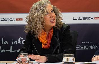 Teresa Losa González, jefa de sección de Prestaciones por Desempleo en Albacete del SEPES