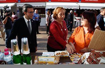 Soriano Concurso de Vinos de la Tierra del Quijote 2. Foto: JCCM.