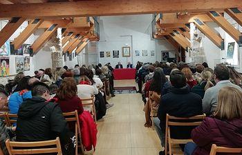 Jornada de promoción lectura en el CeLA.