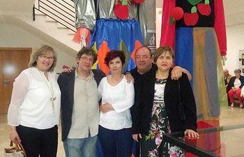 El grupo de teatro 'La Ruina', de Albacete, galardonado en el V Festival de Teatro Regional Francisco Nieva