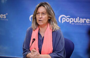 Ana Guarinos, vicepresidenta de las Cortes Regionales.
