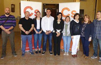 Agrupación Cs Tobarra.
