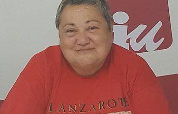 Ana Sánchez.