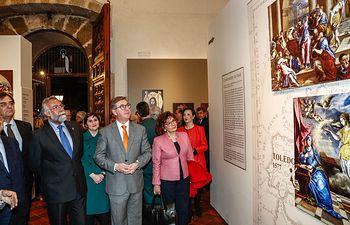 """Marín inauguración del Centro Cultural """"El Salvador"""" de Talavera de la Reina (1). Foto: JCCM."""