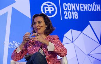 06.04.2018. Andalucia. Sevilla. Convencion Nacional PP 2018, en el hotel Barcelo Renacimiento. Foto: Gogo Lobato / OIPP