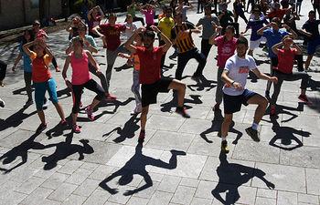 La evaluación es previa al inicio de programas de mejora de la salud a través del ejercicio físico.