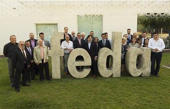 Premiados en los XVII 'Premios Empresariales San Juan' de FEDA