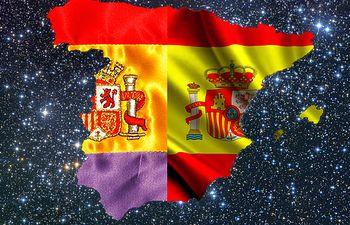 España - República y Monarquía