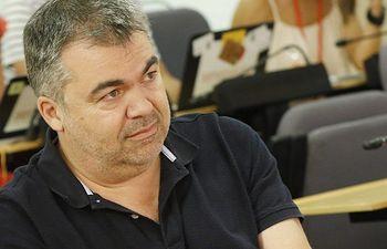 Santos Cerdán, secretario de Coordinación Territorial del PSOE.