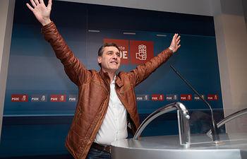 Presentación de la candidatura de Francisco Tierraseca a la Secretaría General de la Agrupación Local PSOE Albacete