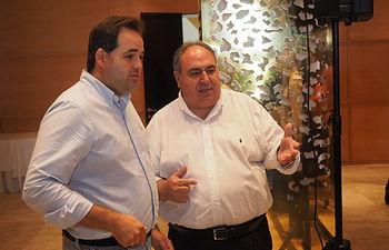 Francisco Núñez y Vicente Tirado