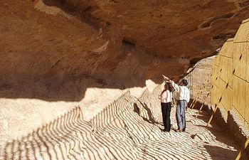 Abrigo Grande de Minateda, el conjunto más importante del Arte Levantino.
