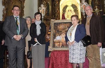 Presentación Cartel Semana Santa 2018 de Alcázar de San Juan.