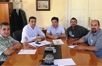 UPA CLM y ASAPA analizan el sector apícola con Rafael Cubero