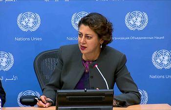 Afshan Khan, directora regional de UNICEF para Europa y Asia Central.