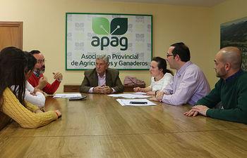 Cs reunión con APAG Guadalajara.