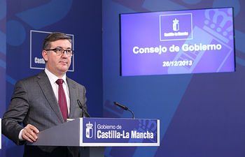 RP Consejo Gobierno Marcial Marín. Foto: JCCM.