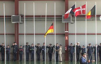 Inauguración del nuevo Programa de Liderazgo Táctico (TLP) trasladado a la Base Aérea de Los Llanos.