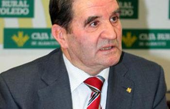 Andrés Gómez Mora - Presidente de Caja Rural Castilla-La Mancha