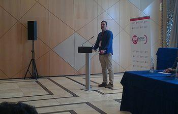 Jacinto Calero, elegido nuevo Secretario Provincial de la Federación de Servicios, Movilidad y Consumo de UGT Albacete.