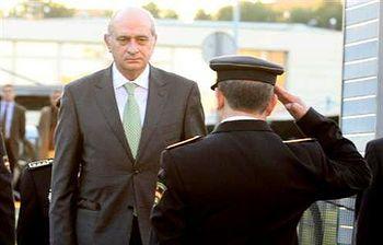 Ministro del Interior. Foto: Ministerio del Interior.