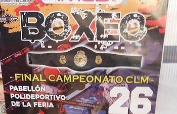 Albacete acoge las finales de boxeo de Castilla-La Mancha