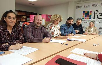 Firmado el convenio colectivo de Comercio Textil de Ciudad Real para 3.000 trabajadores.