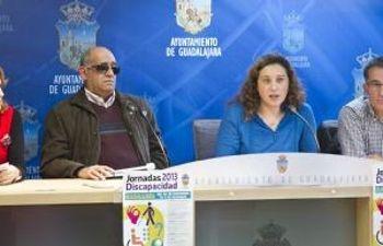 Presentación de las jornadas de sensibilización de la discapacidad