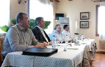 AIDISCAM asiste a una charla-coloquio sobre la situación actual de la discapacidad en Castilla-La Mancha