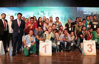 El 6º Campeonato Nacional de Fútbol 7 Inclusivo