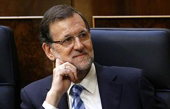 Mariano Rajoy. Imagen de archivo.