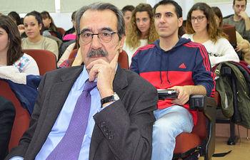 Emilio Ontiveros, catedrático de Economía de la Empresa de la Universidad Autónoma de Madrid.