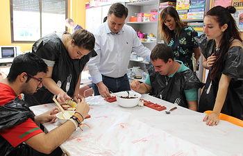 Foto.Escuela de Verano Asprona