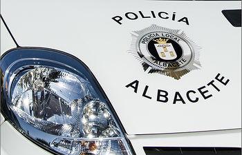 Vehículo Policía Local.