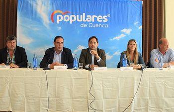 Junta Directiva Provincial PP Cuenca.